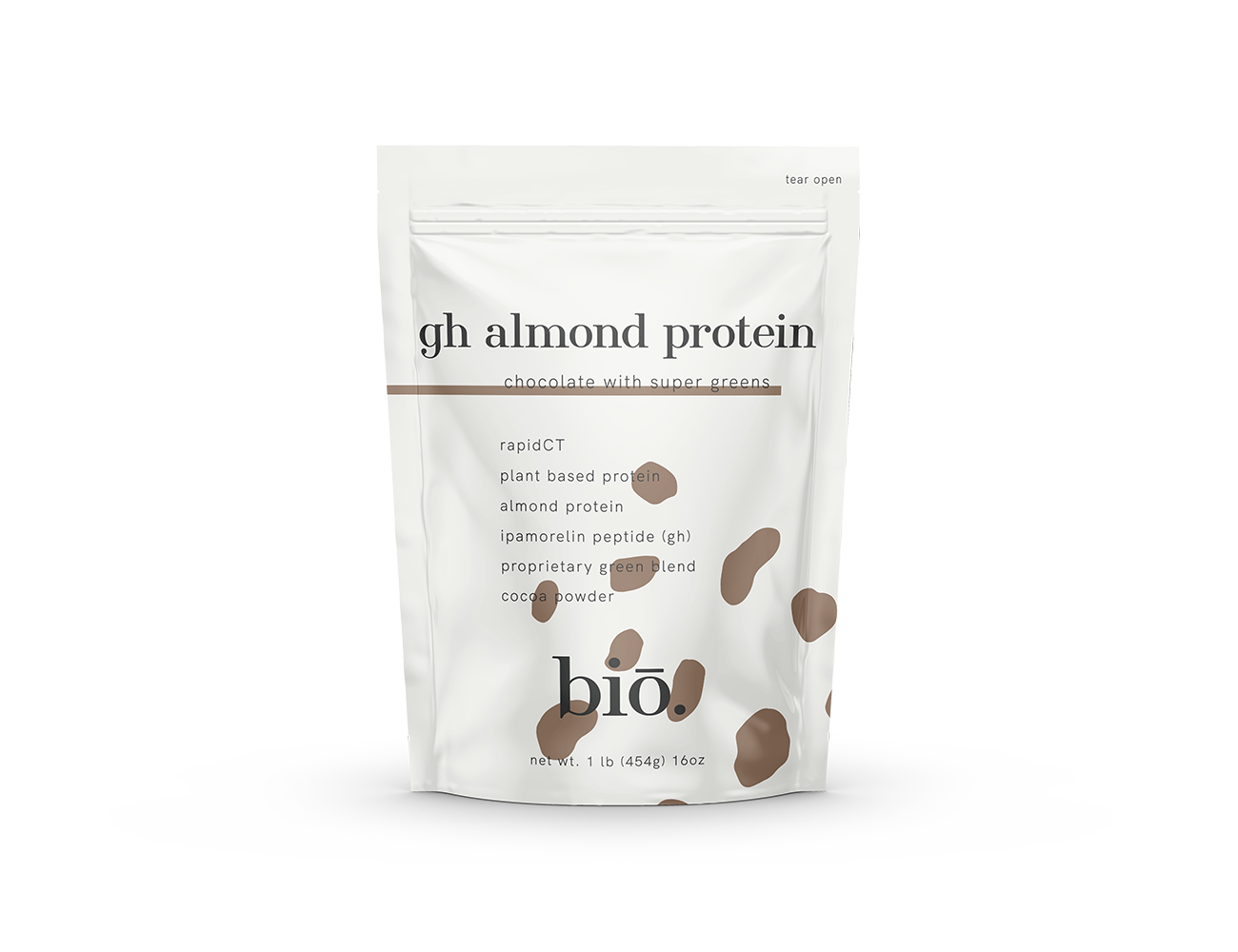 gh almond protein | chocolate