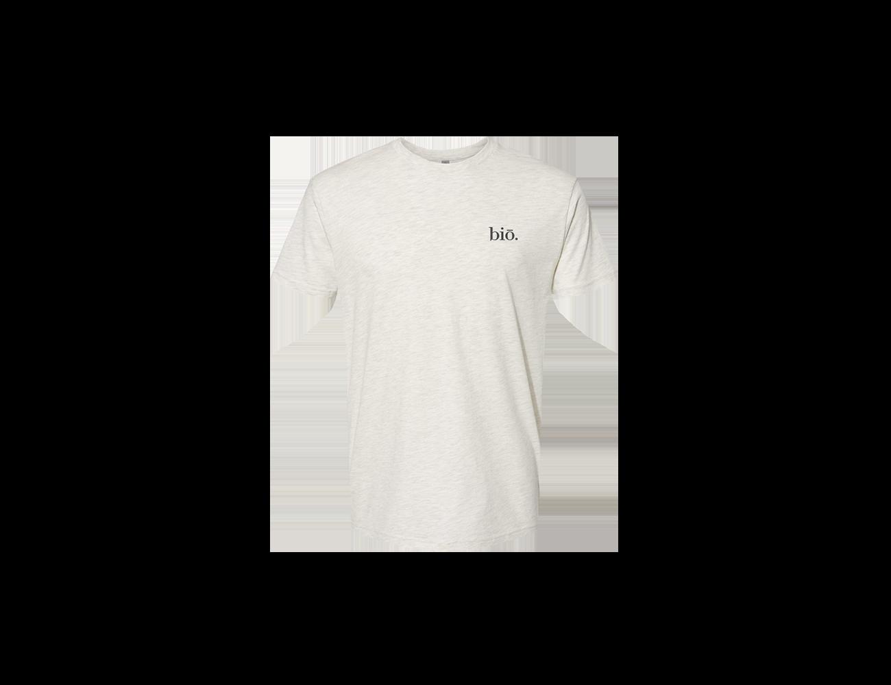 bio t shirt | oat