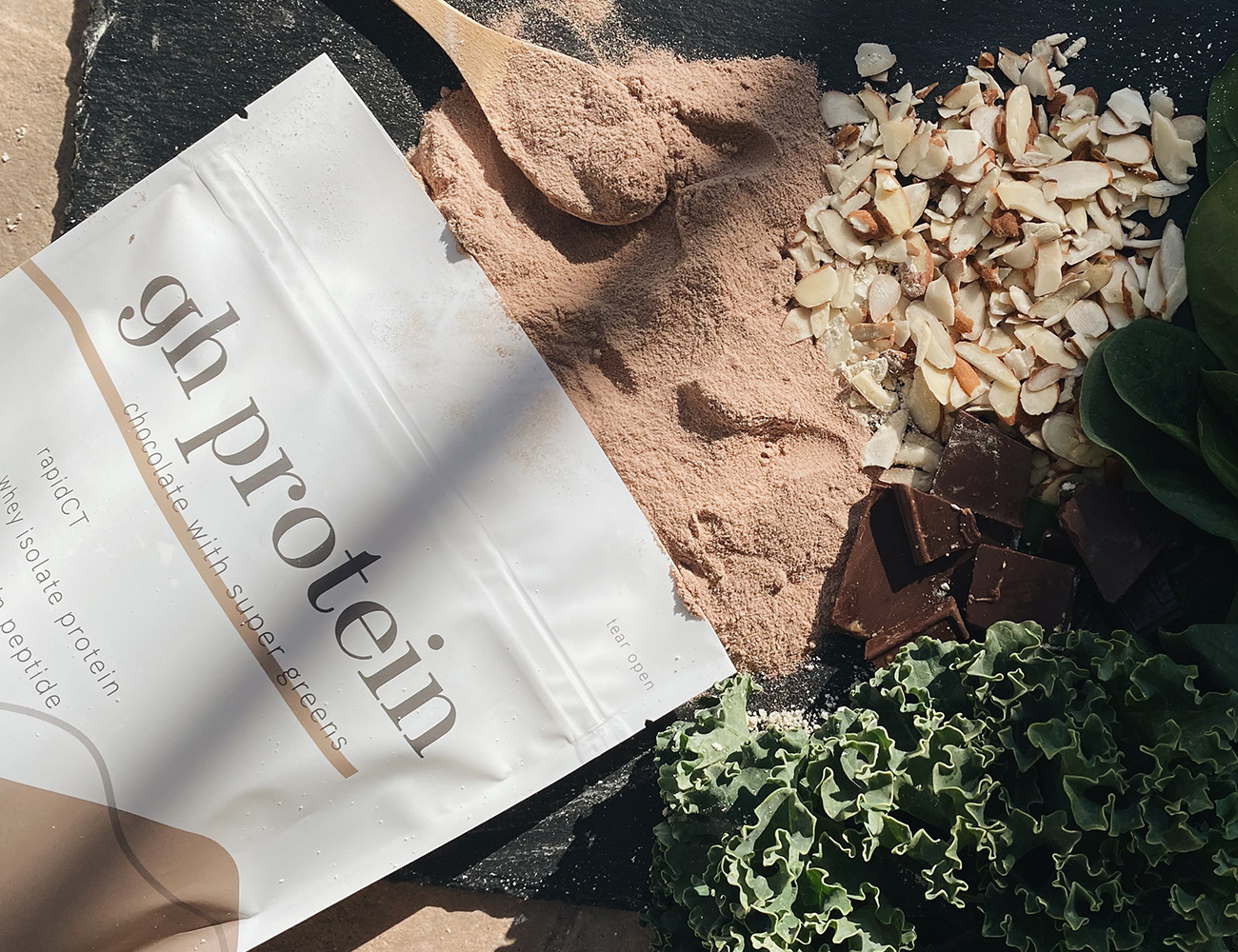 gh protein | chocolate